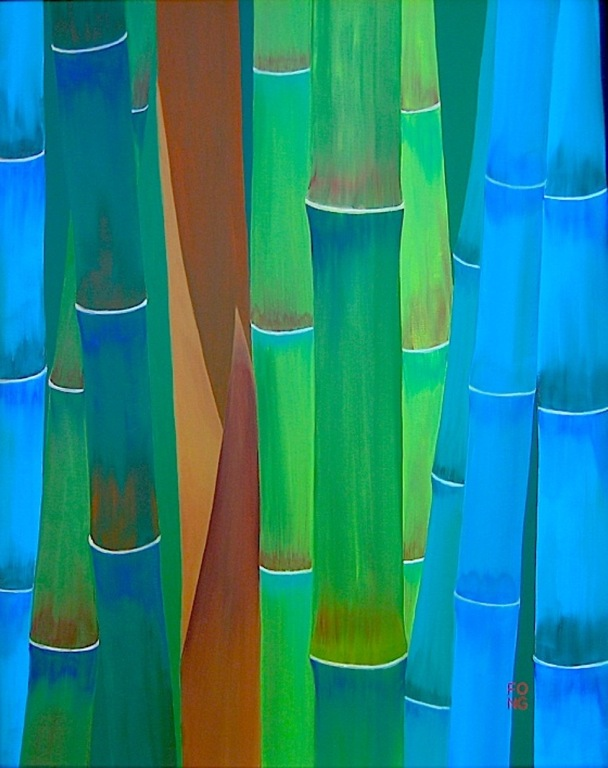 The Colors of Bamboo
